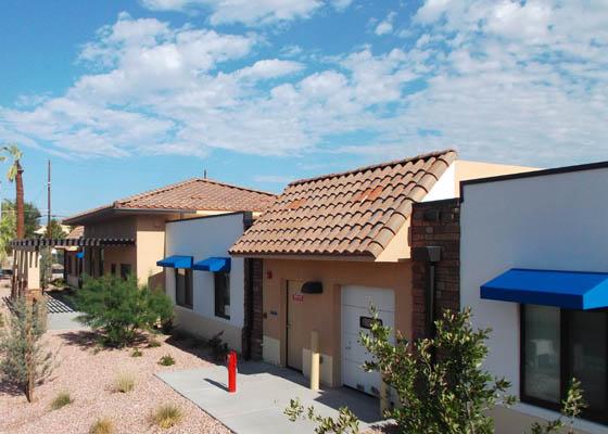 Mojave Cedar Apartments
