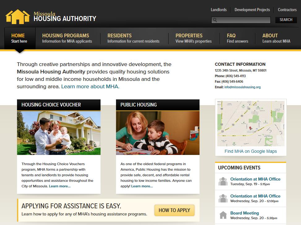 Missoula Housing Authority